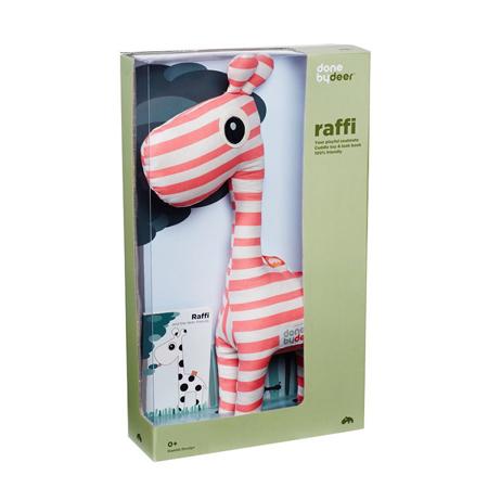 Done by Deer® Žirafa Raffi in knjigica