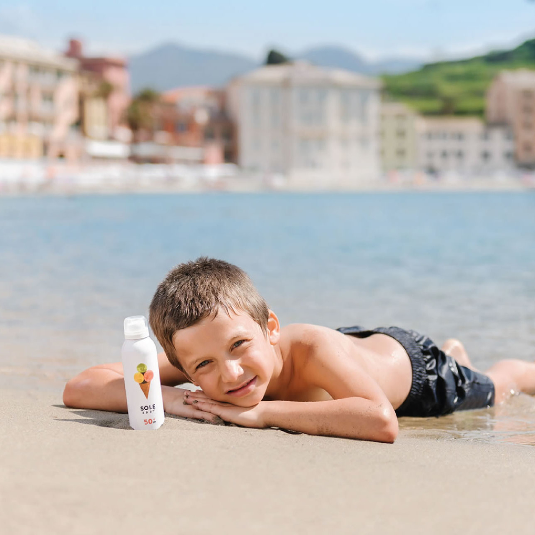 Linea MammaBaby Sunscreens
