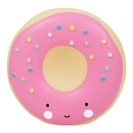 Picture of A Little Lovely Company® Money Box Doughnut - Pink