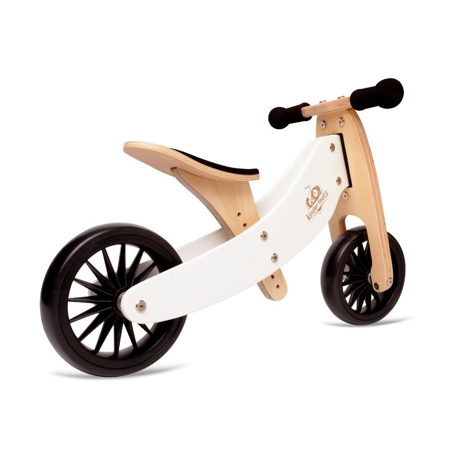 Picture of Kinderfeets® Balance Bike Tiny Tot Plus 2in1 White