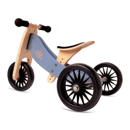 Picture of Kinderfeets® Balance Bike Tiny Tot Plus 2in1 Slate Blue
