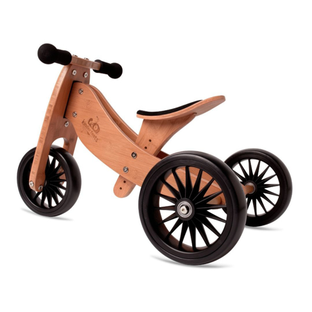 Kinderfeets® Balance Bike Tiny Tot Plus 2in1 Bamboo