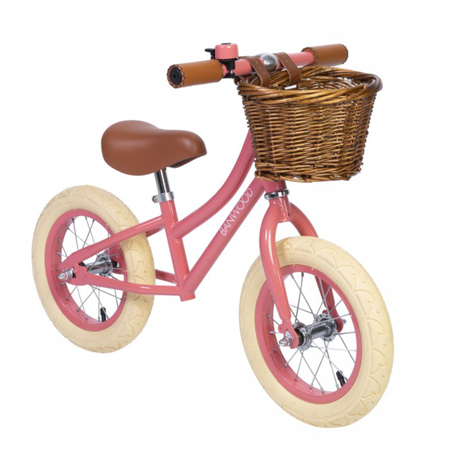 Picture of BANWOOD® First Go! Kids Balance Bike Coral