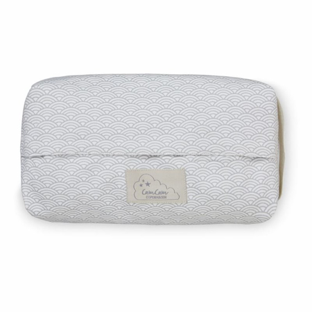 CamCam®  Wet Wipe Cover Grey Wave