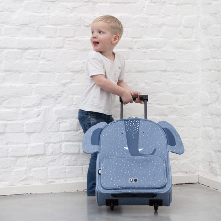 Picture of Trixie Baby® Travel trolley Mr. elephant