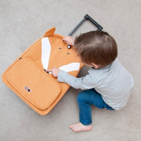 Picture of Trixie Baby® Travel trolley Mr. Fox