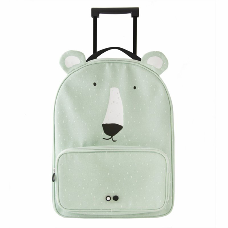 Picture of Trixie Baby® Travel trolley Mr. Polar Bear