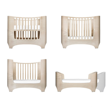 Picture of Leander® Baby Cot 0-3 years Whitewash