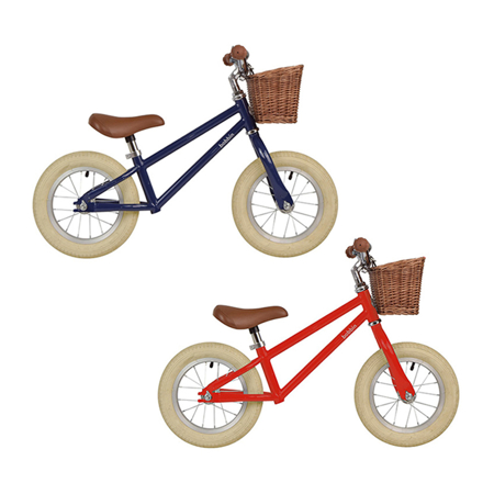 Picture of Bobbin® Junior Bike Moonbug Balance Red