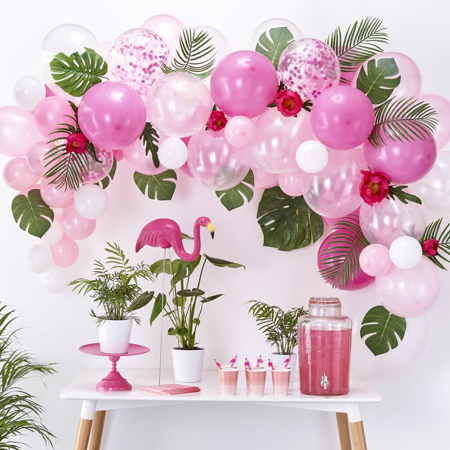 Picture of Ginger Ray® Balloon arch Kit Pink
