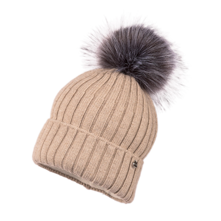 Picture of Jamiks® Winter Cap Asiula Beige