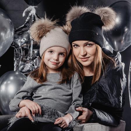 Picture of Jamiks® Children's Winter Cap Barbadosa Black