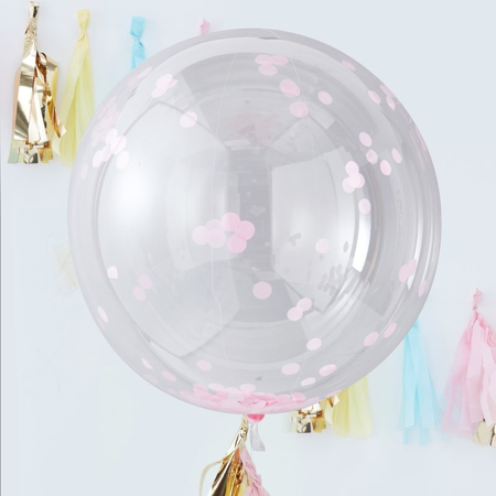Picture of Ginger Ray® Giant confetti orb ballons