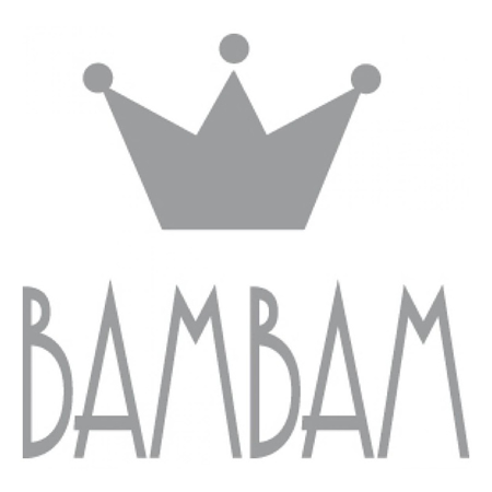Picture of BamBam® Wooden Letters Grey