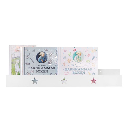 Kids Concept® Bookshelf  Star White
