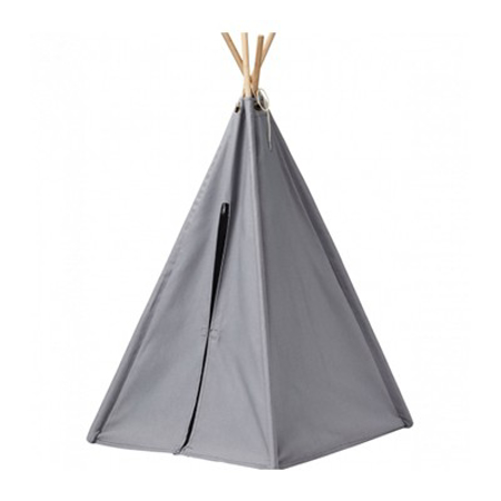 Picture of Kids Concept®  Mini Tipi Tent Grey