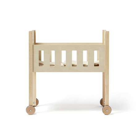 Picture of Kids Concept® Doll bed nature included bedset