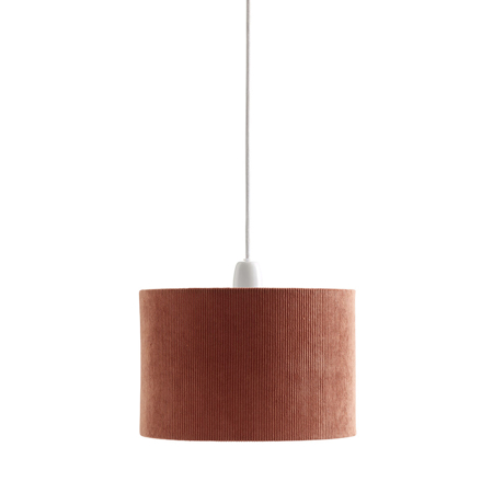 Picture of Kids Concept® Lamp shade corduroy Rust
