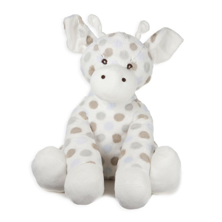 Picture of Little Giraffe® Big G Oversized Plush Toy Light Blue