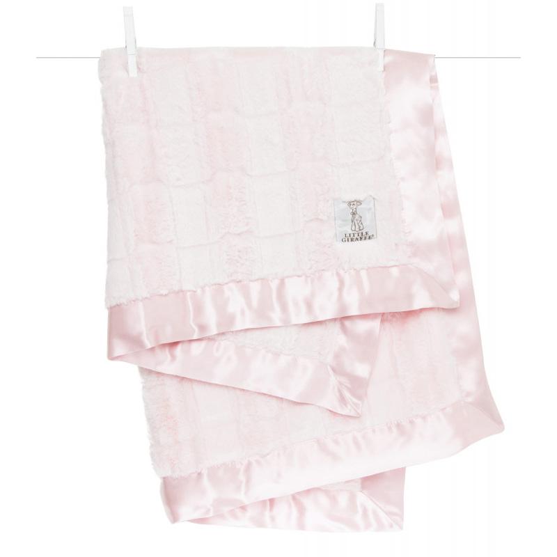 Immagine di Little Giraffe® Copertina Luxe Waterfall Pink