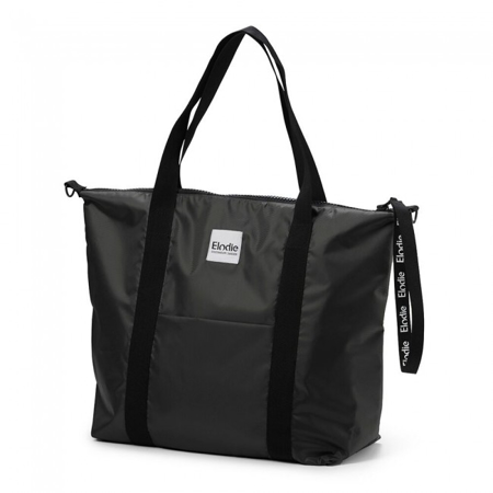 Picture of Elodie Details Sporty Changing Bag - Brilliant Black