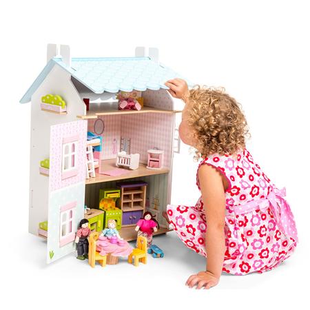 Immagine di Le Toy Van® Casa delle bambole Blue Bird