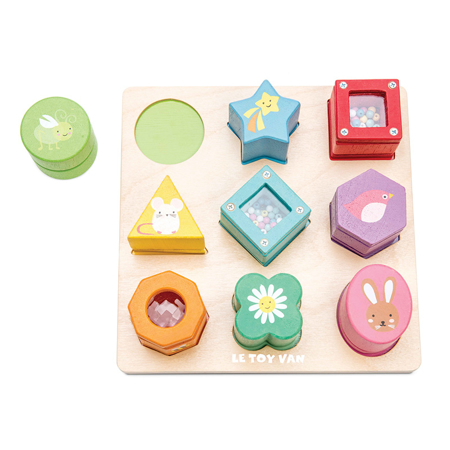 Picture of Le Toy Van® Sensory Shapes
