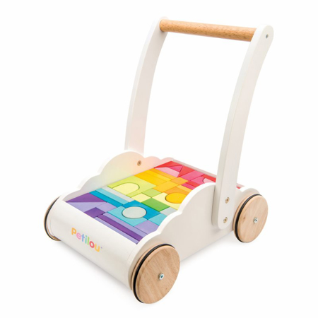 Picture of Le Toy Van® Rainbow Cloud Walker