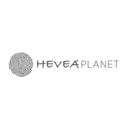 Hevea® Kawan lesena račka na vrvici s kolesi