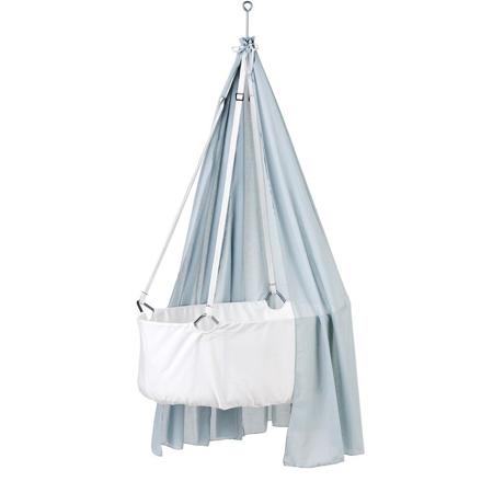 Leander® Cradle Canopy - Light Blue