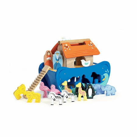 Slika Le Toy Van® Lesena Noetova barka