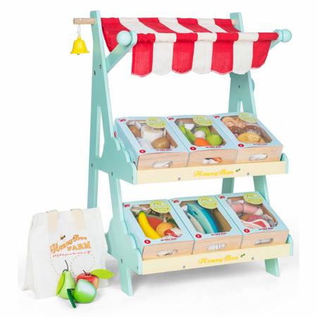 Slika Le Toy Van® Lesena tržnica