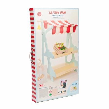 Le Toy Van® Lesena tržnica