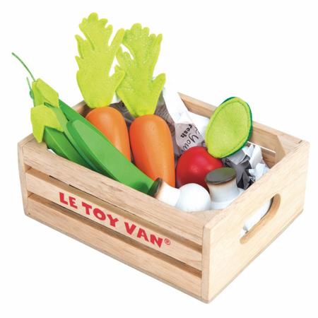 Slika Le Toy Van® Lesena živila za tržnico