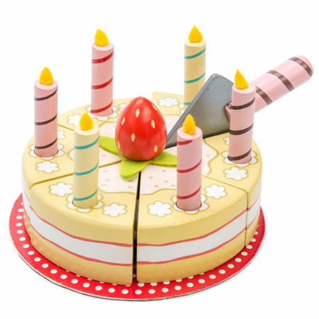 Picture of Le Toy Van® Vanilla Birthday Cake