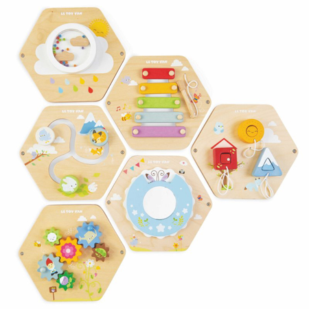 Picture of Le Toy Van® Homes Activity Tile