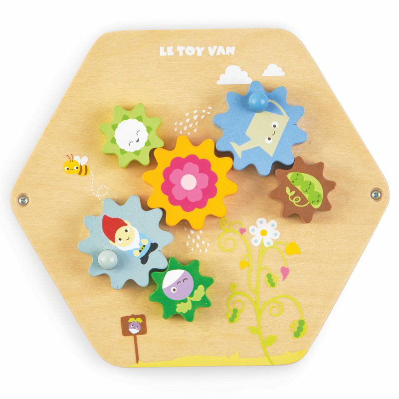 Picture of Le Toy Van® Gears Activity Tile