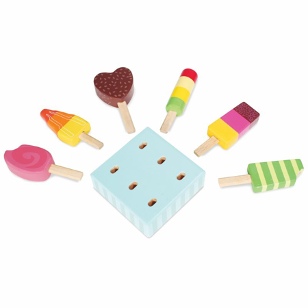 Picture of Le Toy Van® Ice Lollies