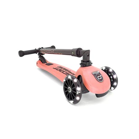 Scoot & Ride®  Highwaykick 3 Peach LED