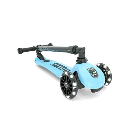 Scoot & Ride®  Highwaykick Blueberry LED