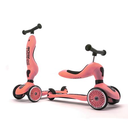 Immagine di Scoot & Ride® Bici senza pedali e monopattino 2 in 1 Highwaykick 1 Peach