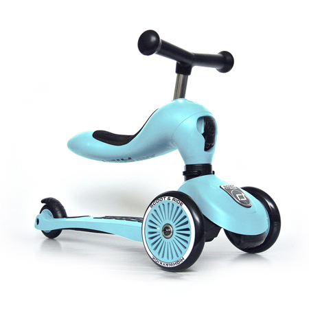 Picture of Scoot & Ride® Highwaykick 1 Blueberry