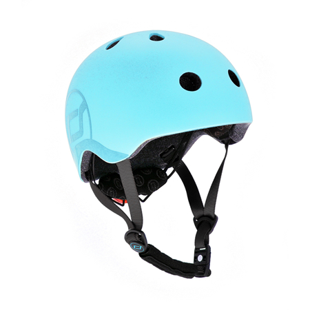 Picture of Scoot & Ride® Baby helmet S-M (51-55cm) Blueberry