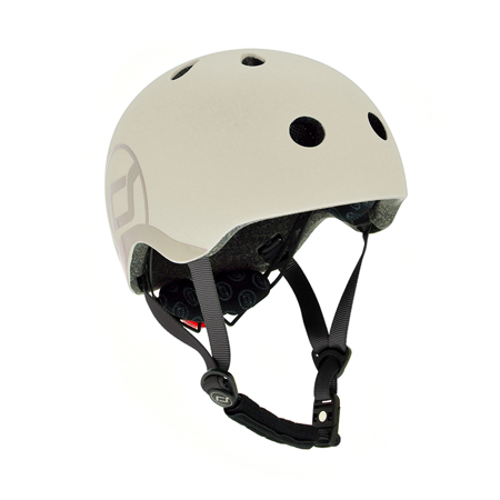 Picture of Scoot & Ride® Baby helmet S-M (51-55cm) Ash