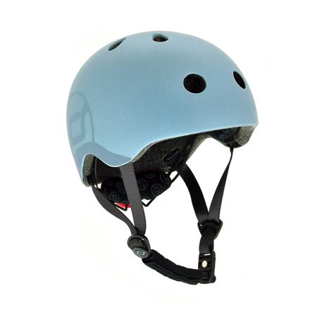 Picture of Scoot & Ride® Baby helmet S-M (51-55cm) Steel