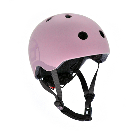 Picture of Scoot & Ride® Baby helmet S-M (51-55cm) Rose