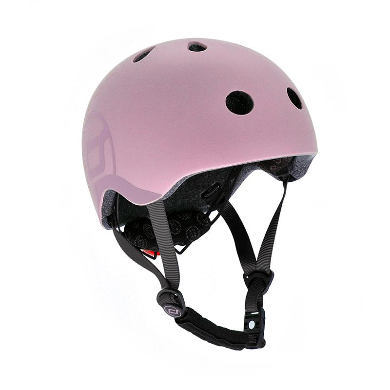 Picture of Scoot & Ride® Baby helmet S-M (51-55cm) Rose