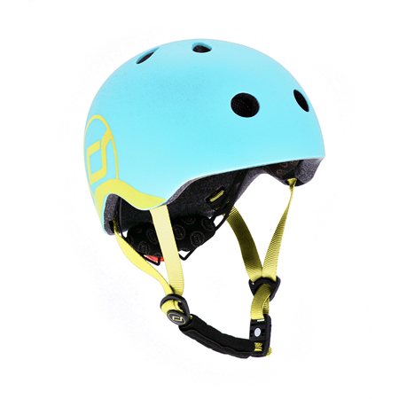 Picture of Scoot & Ride® Baby helmet  XXS-S (45-51cm) Blueberry