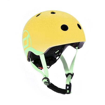 Picture of Scoot & Ride® Baby helmet  XXS-S (45-51cm) Lemon