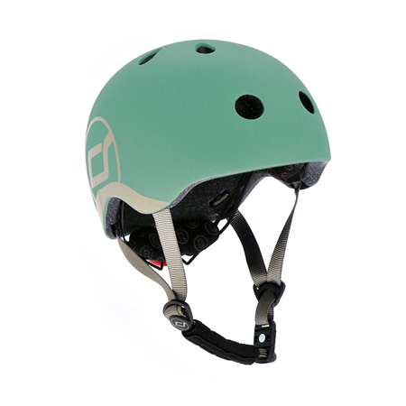 Picture of Scoot & Ride® Baby helmet  XXS-S (45-51cm) Forest